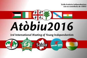 #Atobiu2016 – 3rd International Meeting of Young Independentists