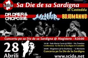Sa Die de Sa Sardigna in Casteddu: il programma completo delle iniziative di Scida!