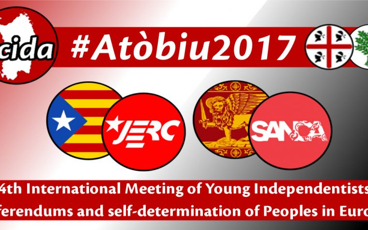 #Atòbiu2017 | 4th International Meeting of Young Independentists