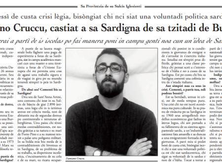 Sa Sardigna de Budapest – Intervista a Damiano Cruccu de ScidaGI
