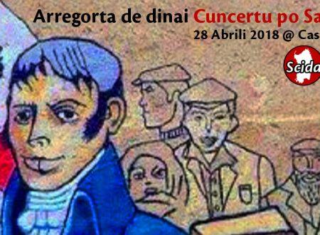 28 Abrili in Casteddu – Raccolta fondi online