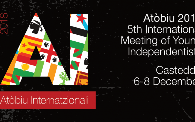 #Atòbiu2018 – 5th International Meeting of Young Independentists