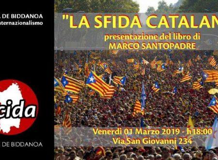 """Iscola De Biddanoa – Presentazione de """"La Sfida Catalana"""""""