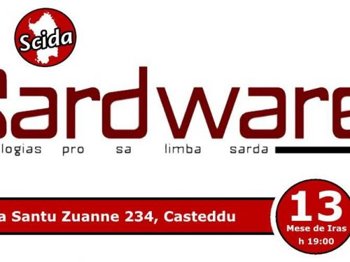 Presentada de Sardware in Casteddu + AperIndie