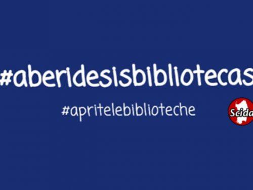 Aberides is bibliotecas!